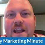 Monday Marketing Minute