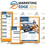 AMA Houston Marketing EDGE Printed Collateral