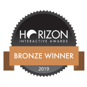 Houston Interactive Awards Bronze Winner