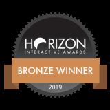 Houston Interactive Awards Bronze Winner